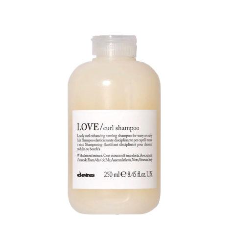 Davines Essential hair care Love curl Shampoo 250ml