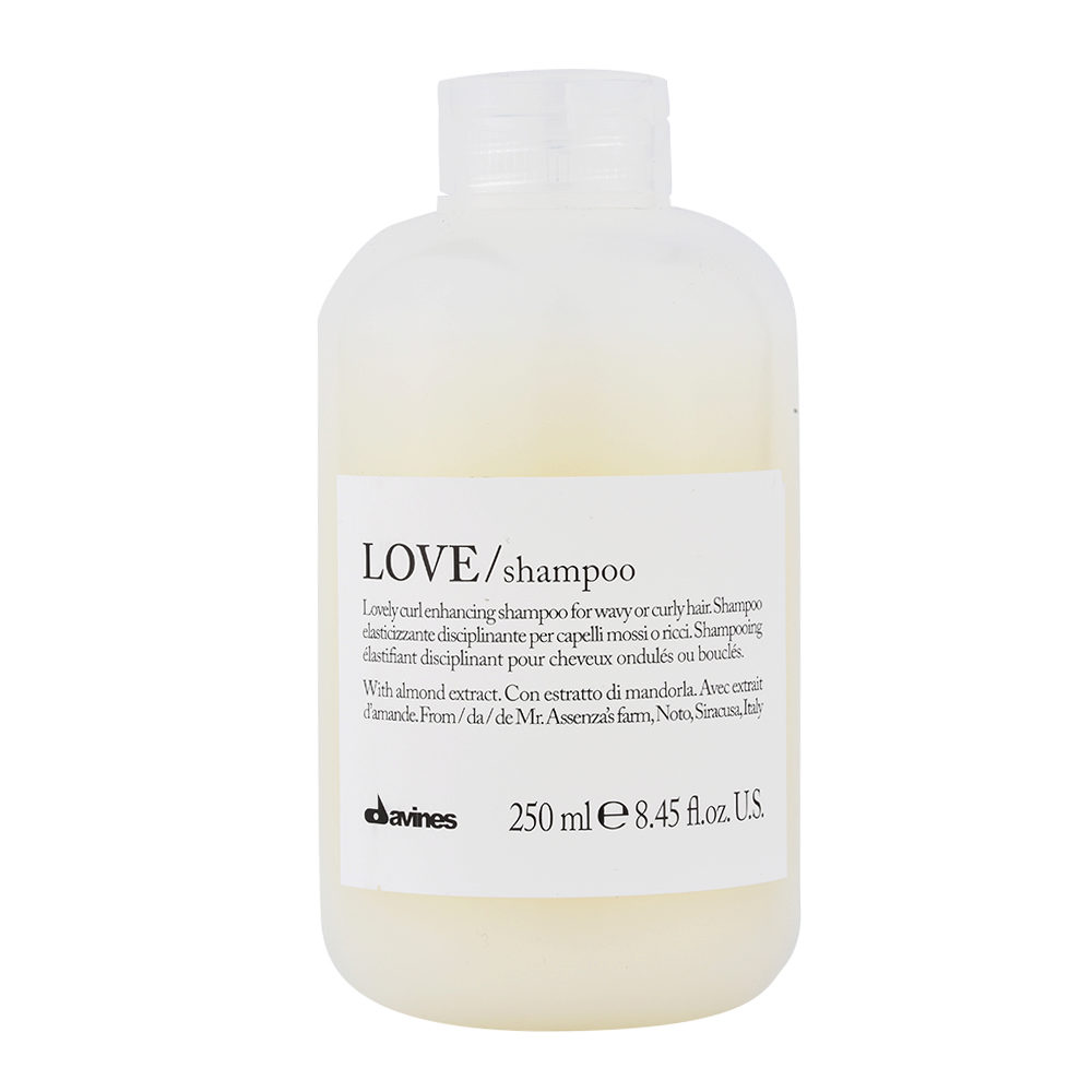 Davines Essential hair care Love curl Shampoo 250ml - Champú disciplinante