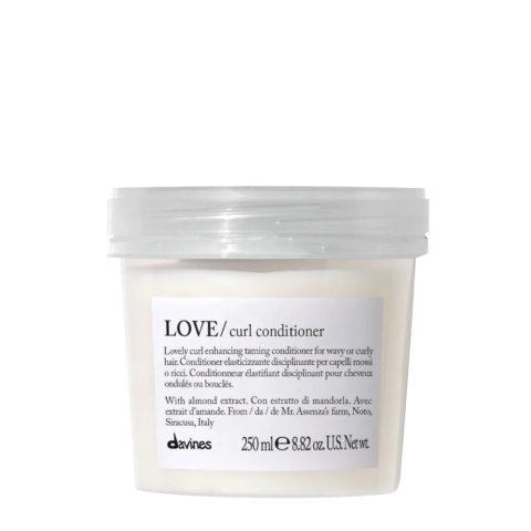 Davines Essential hair care Love curl Conditioner 250ml