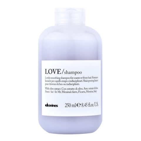 Davines Essential hair care Love smooth Shampoo 250ml - Champú estrenante