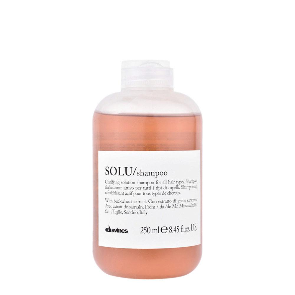 Davines Essential hair care Solu Shampoo 250ml - Champú refrescante
