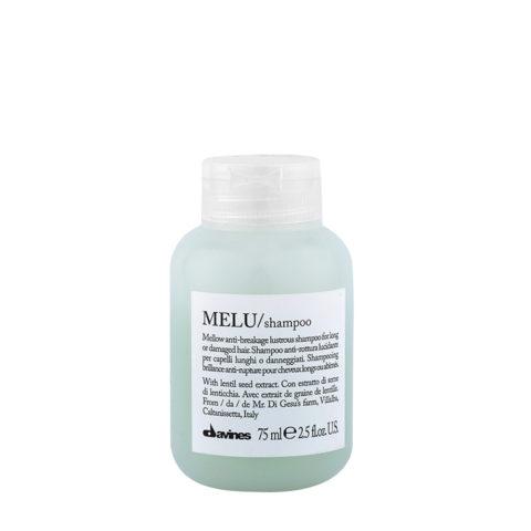 Davines Essential hair care Melu Shampoo 75ml