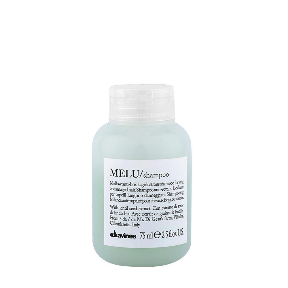 Davines Essential hair care Melu Shampoo 75ml - Champú anti-rotura