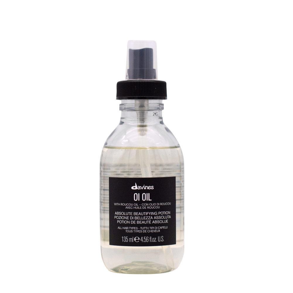 Davines OI Oil 135ml - aceite multifuncional