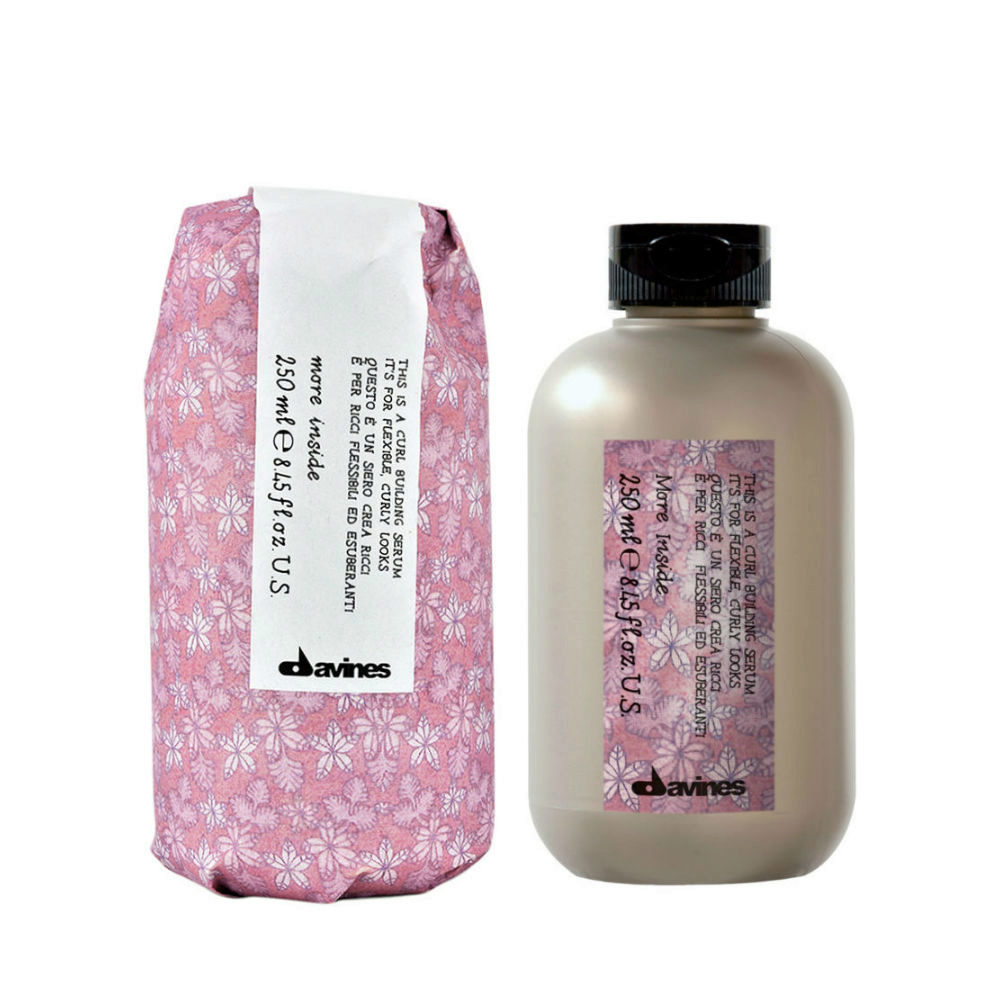 Davines More inside Curl building serum 250ml - Sérum Crea Rizos