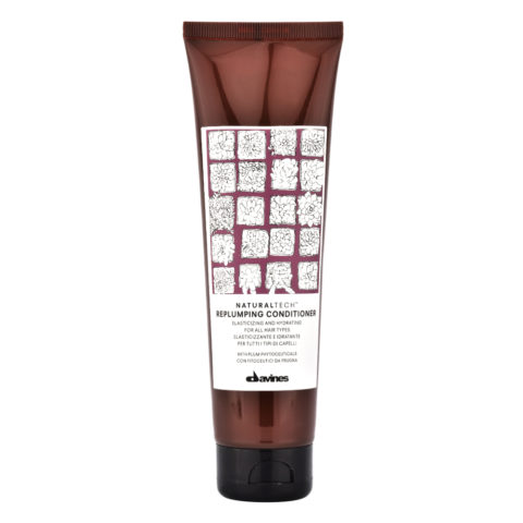 Davines Naturaltech Replumping Conditioner 150ml - Acondicionador elastizante