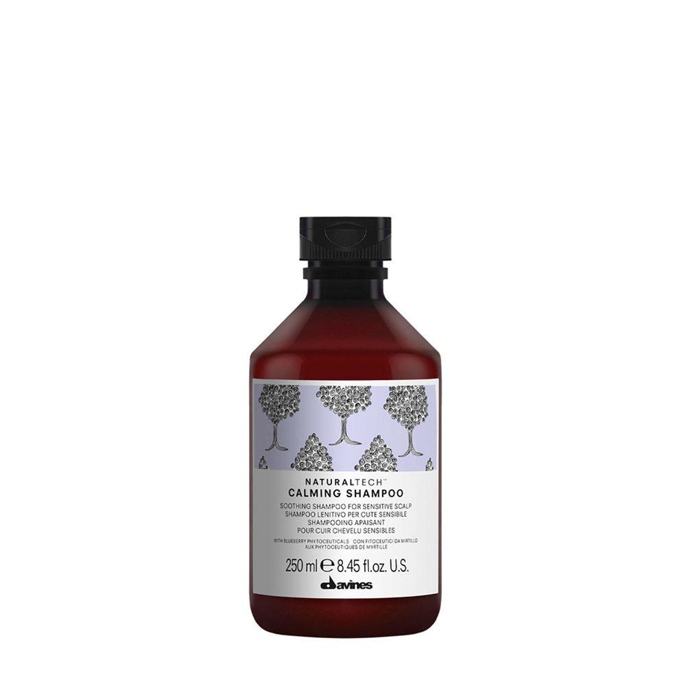 Davines Naturaltech Calming Shampoo 250ml - Champú lenitivo