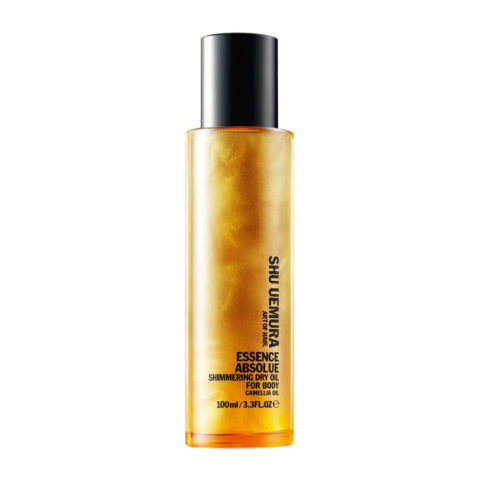 Shu Uemura Essence absolue Shimmering dry oil for body 100ml - aceite seco cuerpo