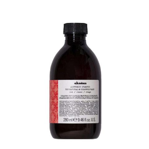 Davines Alchemic Shampoo Red 250ml