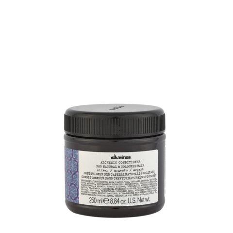Davines Alchemic Conditioner Silver 250ml