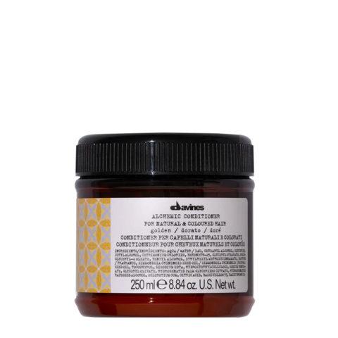 Davines Alchemic Conditioner Golden 250ml