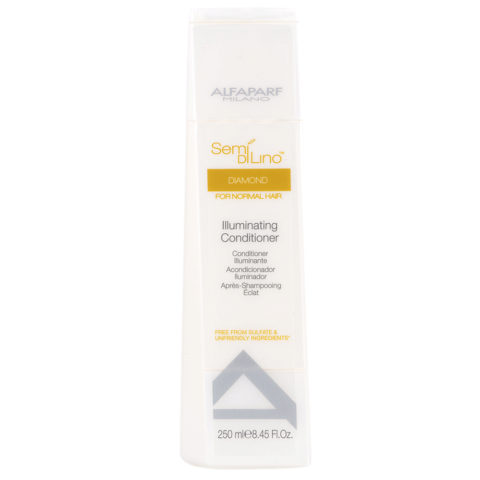 Alfaparf Semi di lino Diamond Illuminating conditioner 250ml - acondicionador