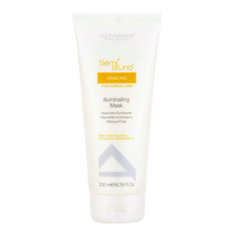 Alfaparf Semi di lino Diamond Illuminating mask 200ml
