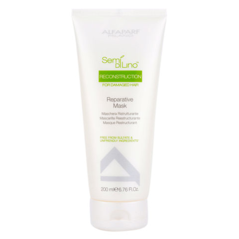 Alfaparf Reconstruction Reparative mask 200ml - mascarilla