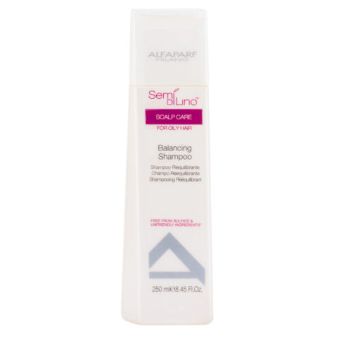 Alfaparf Semi di lino Scalp care Balancing shampoo 250ml - champù equilibrio