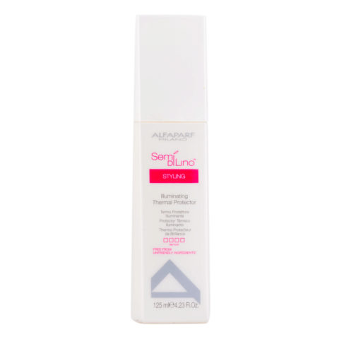 Alfaparf Semi di lino Styling Illuminating thermal protector 125ml - Protector térmico