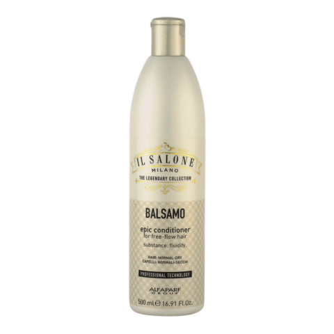 Alfaparf Il salone Epic conditioner 500ml - acondicionador para cabello normal/seco