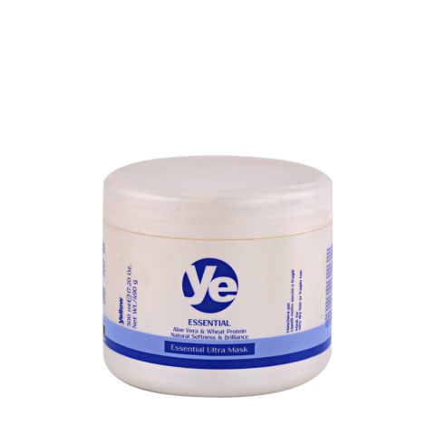Alfaparf YE Yellow Essential ultra mask 500ml - mascarilla