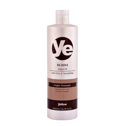 Alfaparf YE Yellow Bloom Argan shampoo 500ml - champú para cabello seco o tratado