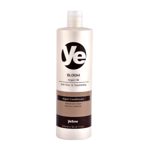 Alfaparf YE Yellow Bloom Argan conditioner 500ml acondicionador cabello seco y tratado