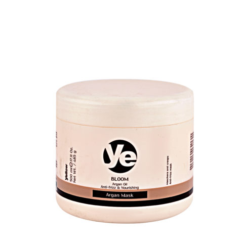 Alfaparf YE Yellow Bloom Argan mask 500ml máscara cabello seco y encrespado
