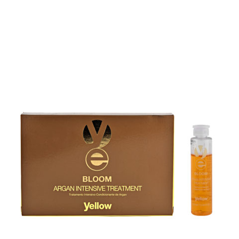 Alfaparf YE Yellow Bloom Argan oil intensive treatment 6x13ml