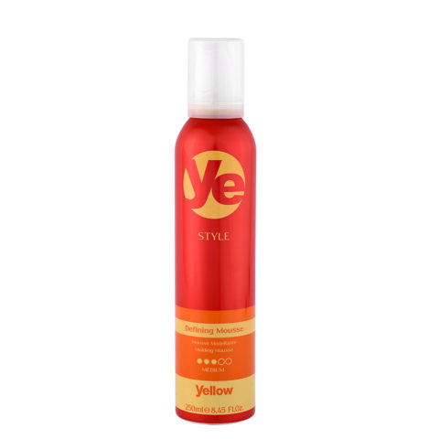 Alfaparf YE Yellow Style Defining mousse 250ml - Mousse moldeadora