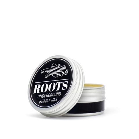 Roots Underground beard wax 30ml - Cera para barba y bigotes