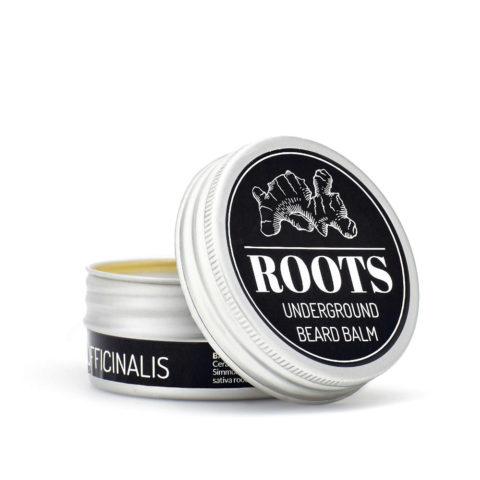 Roots Underground Zingiber Energizing beard balm 50ml - Bálsamo Energizante para barba