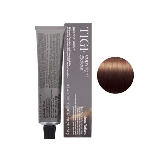 4/30 Castaño dorado natural Tigi Gloss 60ml