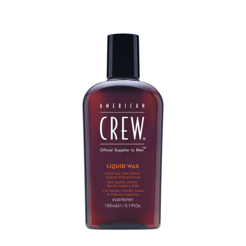 American crew Styling Liquid wax 150ml - cera liquida