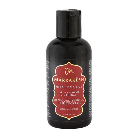 Marrakesh Miracle Masque Deep conditioning hair cocktail 118ml - Mascarilla acondicionadora