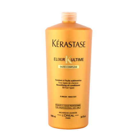 Kerastase Fondant Elixir ultime Beautifying oil Conditioner 1000ml