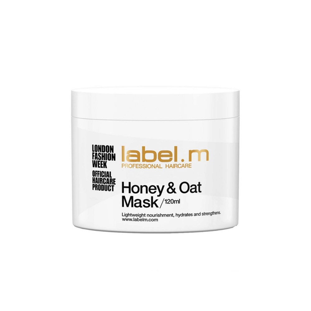 Label.M Condition Honey & Oat Mask 120ml