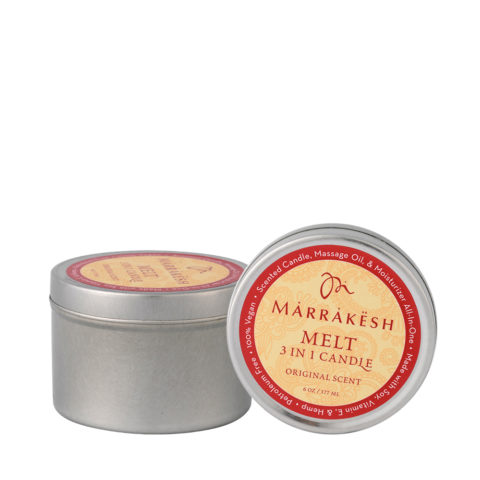 Marrakesh Melt 3 in 1 candle Original scent 177ml - Vela aromática