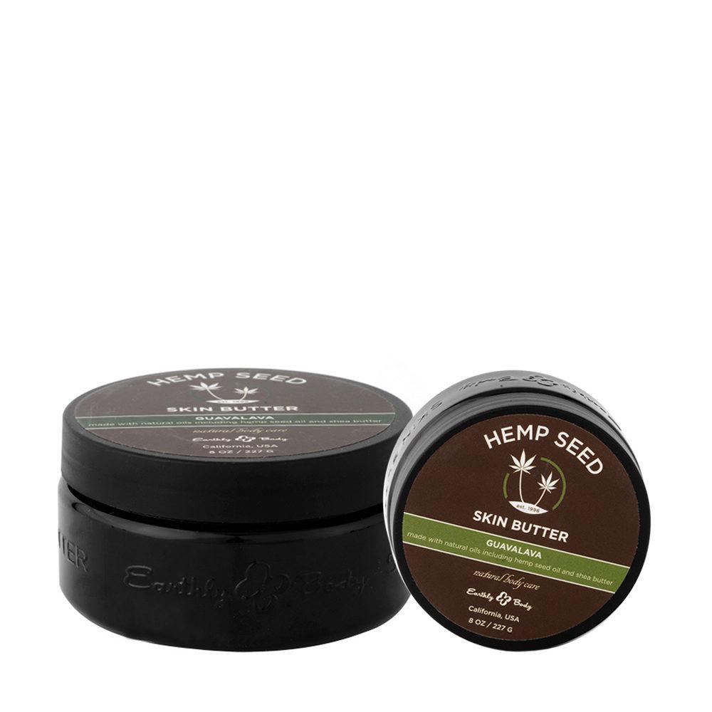 Marrakesh Hemp seed Skin butter Guavalava 227gr - Manteca para el cuerpo