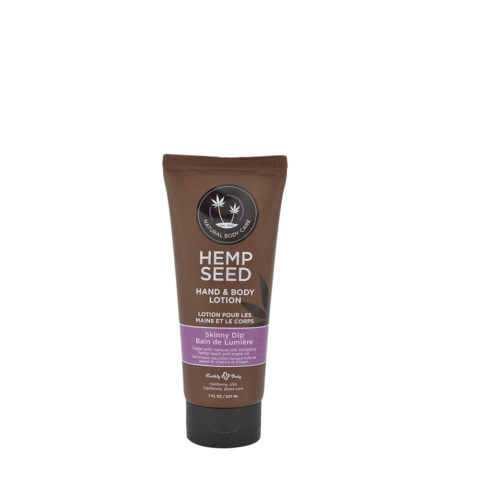 Marrakesh Hemp seed Hand and body lotion Skinny dip 207ml - loción para manos y cuerpo