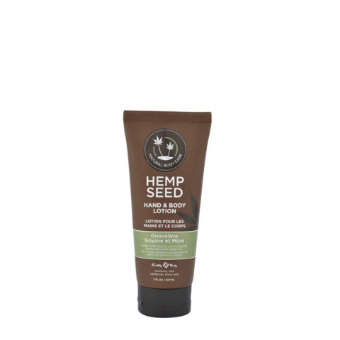 Marrakesh Hemp seed Hand and body lotion Guavalava 207ml - loción manos y cuerpo