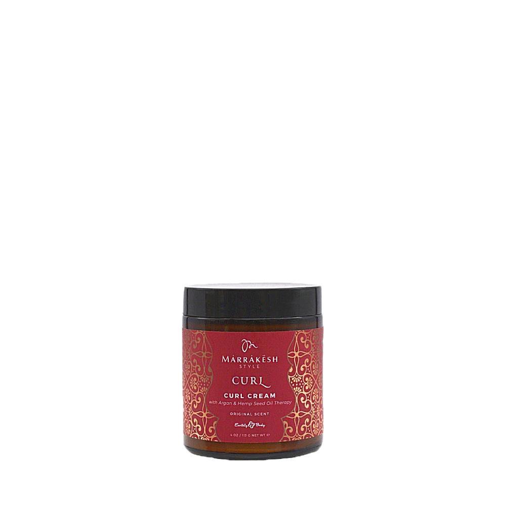 Marrakesh Curl cream 118ml - Crema para cabello rizado