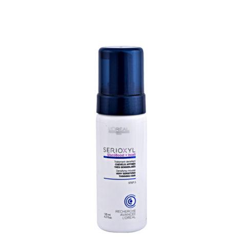 L'Oreal Serioxyl Aqua mousse Foam tech Densifying treatment cabello muy sensibilizado 125ml
