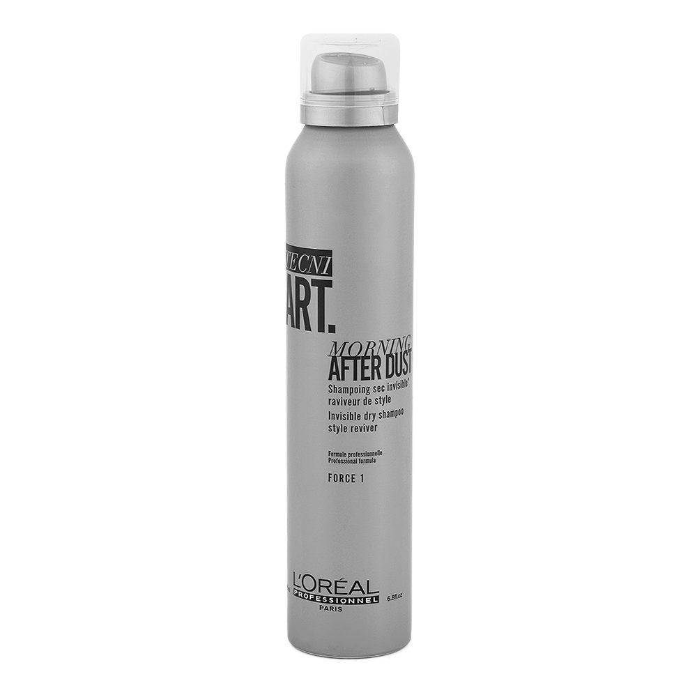 L'Oreal Tecni art Volume Morning after dust Dry shampoo 200ml - Champú en seco en spray