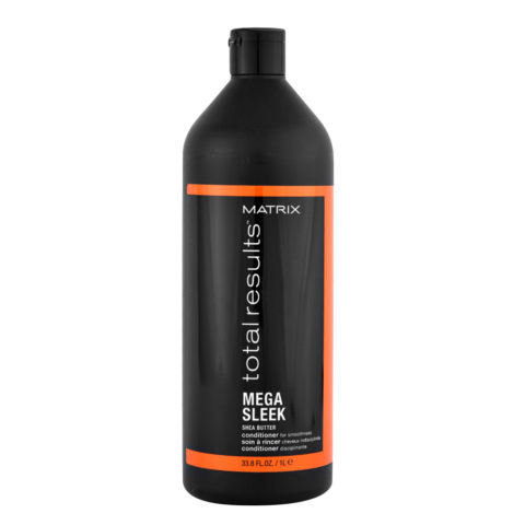 Matrix Total Results Mega sleek Shea butter Conditioner 1000ml