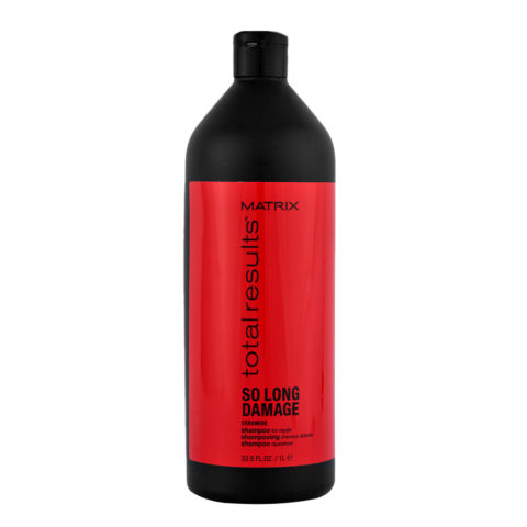 Matrix Total Results So long damage Ceramide Shampoo 1000ml