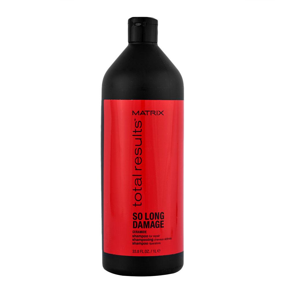 Matrix Total Results So long damage Ceramide Shampoo 1000ml