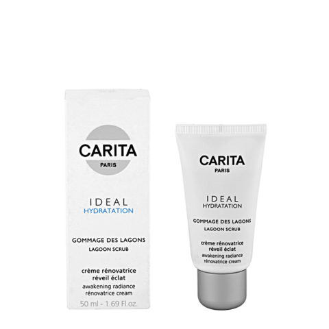 Carita Skincare Ideal hydratation Gommage des lagons 50ml