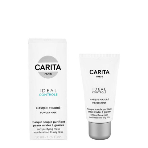 Carita Skincare Ideal controle Masque poudré 50ml