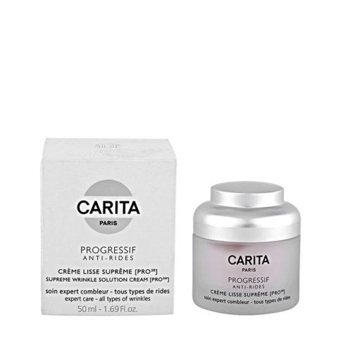 Carita Skincare Progressif Anti-rides Creme Lisse supreme [PRO 3R] 50ml