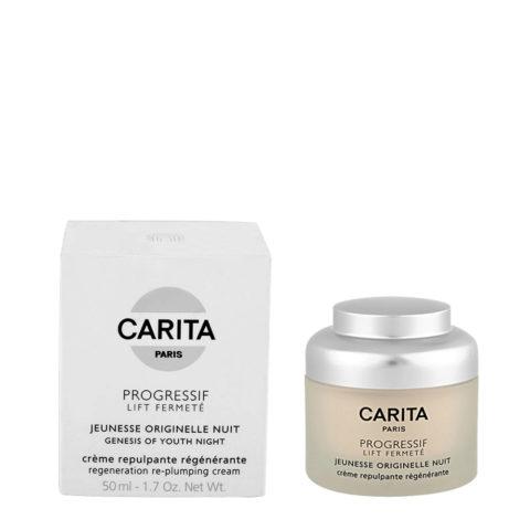 Carita Skincare Progressif Lift fermeté jeunesse originelle nuit 50ml