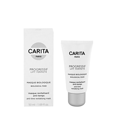 Carita Skincare Progressif Lift fermeté Masque biologique 50ml