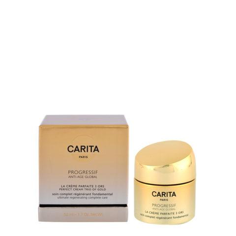 Carita Skincare Progressif Anti-age global La creme parfaite 3 ors 50ml